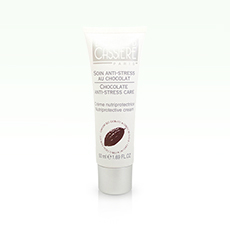 Nutriprotective cream with cacao