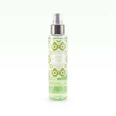 Green tea scent body oil